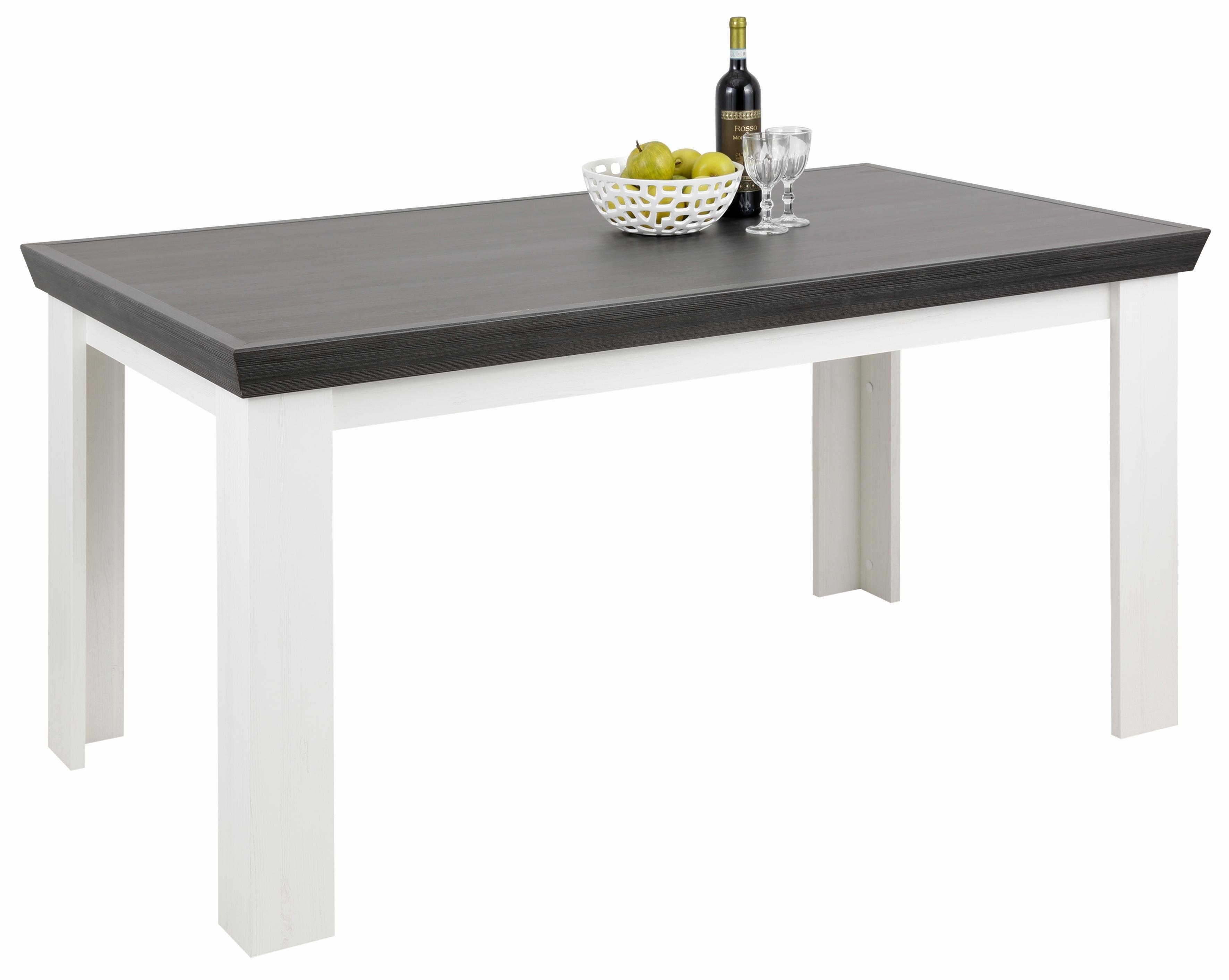 home affaire eettafel siena breedte 160 cm online kopen otto. Black Bedroom Furniture Sets. Home Design Ideas