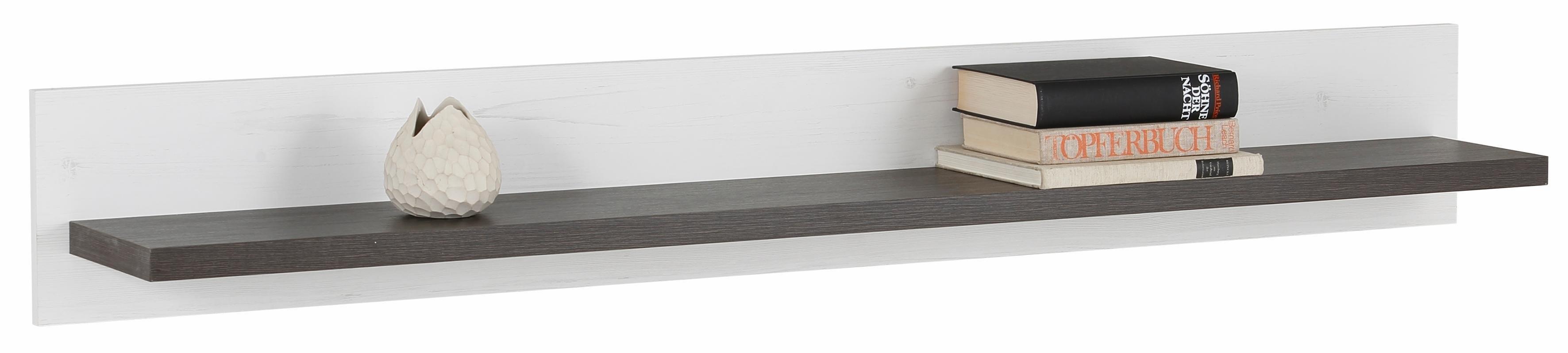 Wandplank Hoogglans Wit.Home Affaire Wandplank Siena Breedte 150 Cm Makkelijk Gekocht Otto