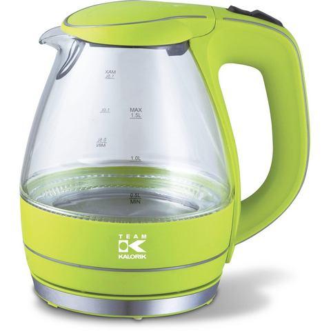 TKG Glazen design-waterkoker JK1022AG