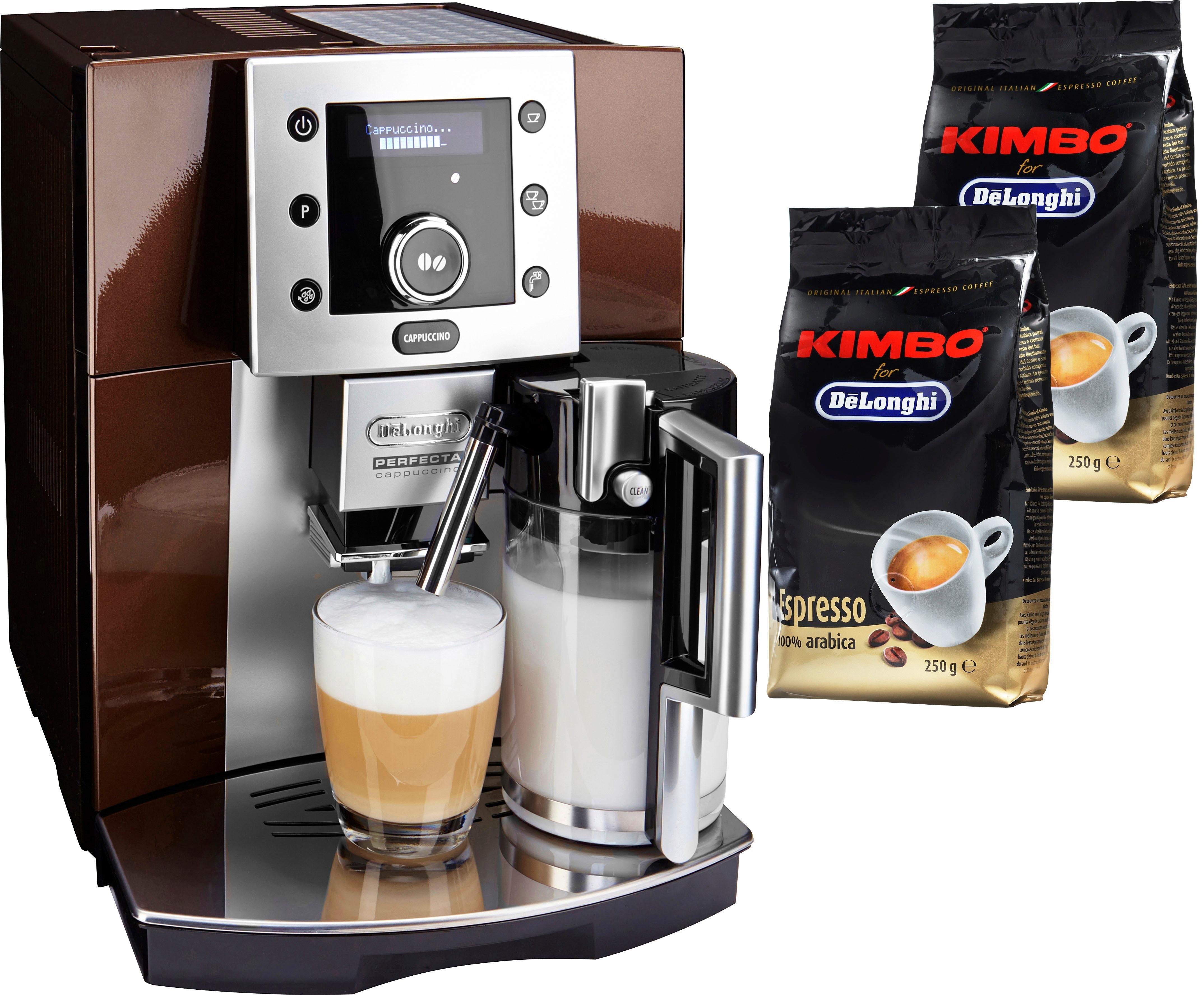 De'longhi DE LONGHI Koffiezetapparaat Perfecta ESAM 5550 goedkoop op otto.nl kopen
