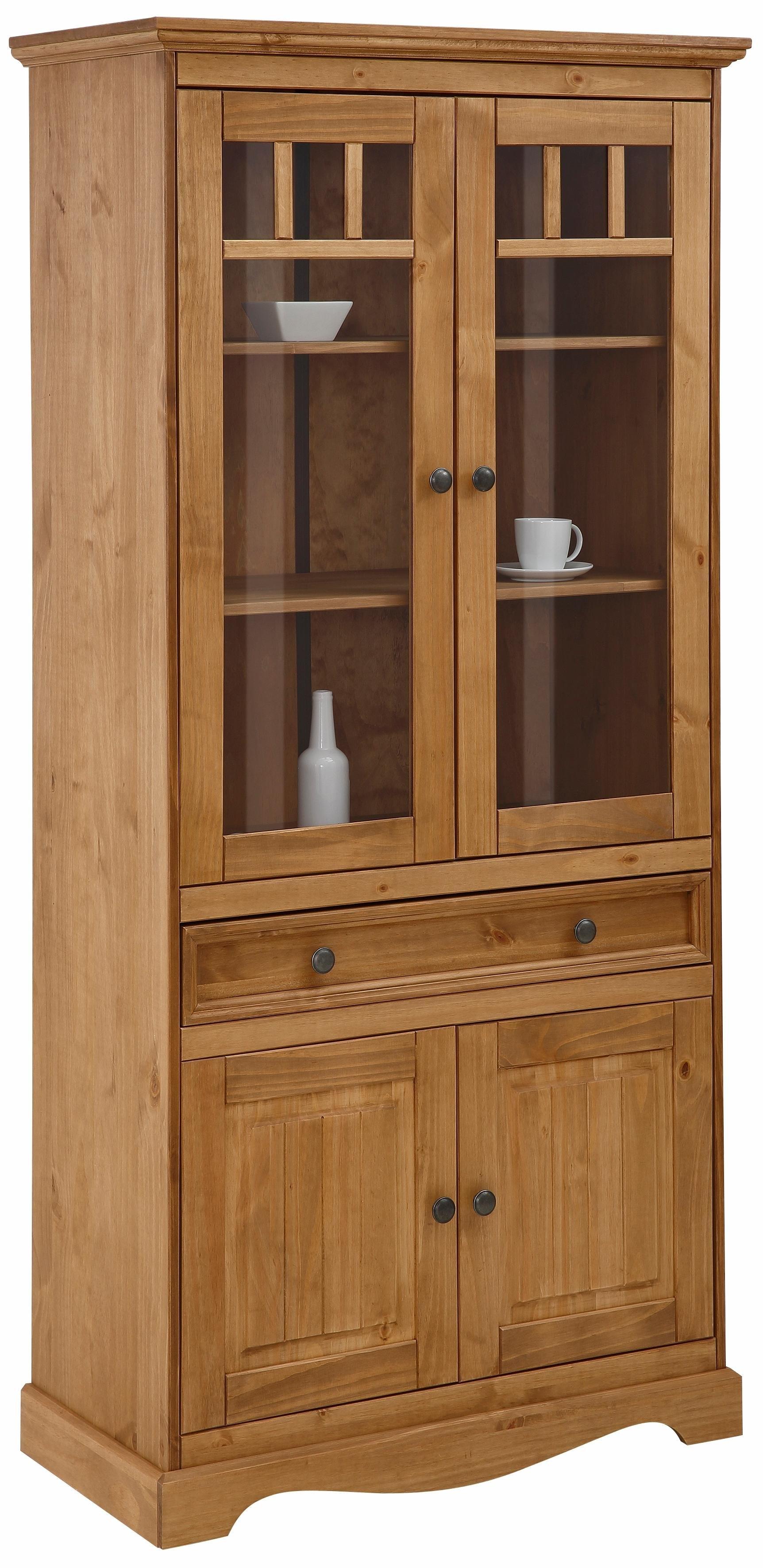 Home Affaire vitrinekast »Melissa«, hoogte 190 cm veilig op otto.nl kopen