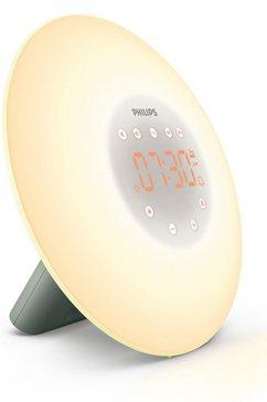 Wake-up Light HF3506/10, geel, wakker worden met licht en natuurlijke geluiden