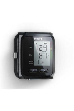 bloeddrukmeter voor de onderarm DL8765/01, met app-aansluiting