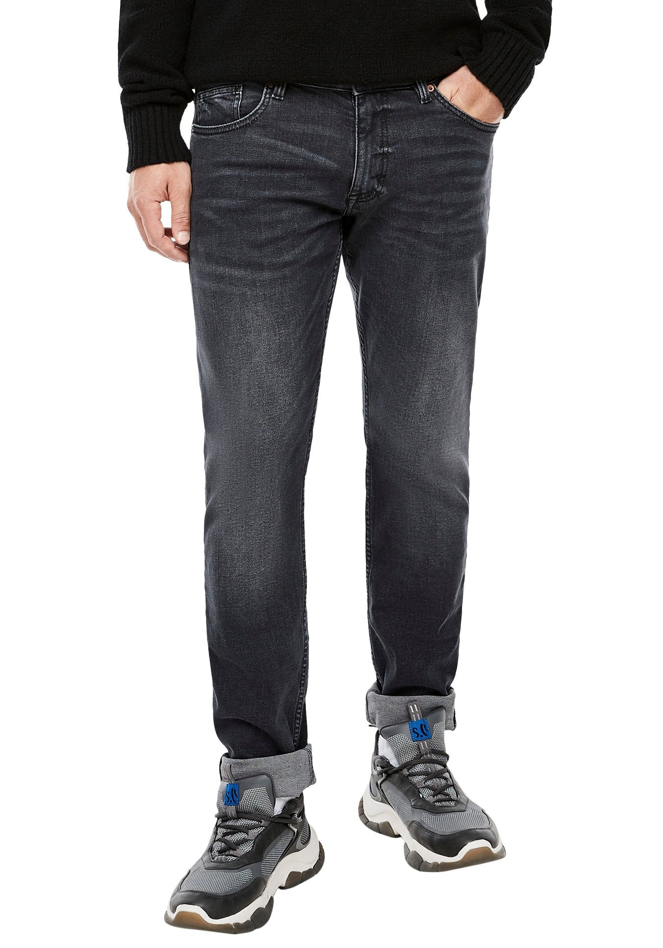 Q/S designed by slim fit jeans »Rick« online kopen op otto.nl