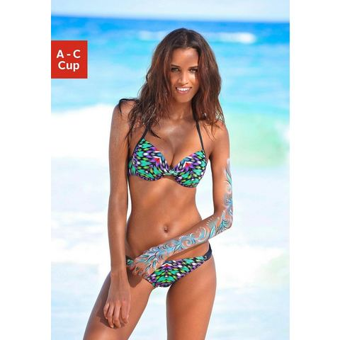 NU 21% KORTING: Push-up-bikini, BRUNO BANANI (2-delig)