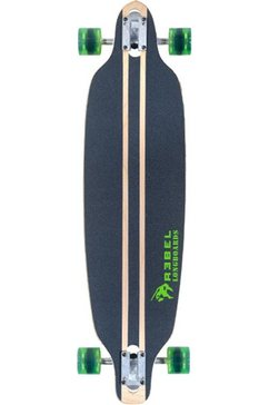 rebel longboard »pacific palisades green« groen