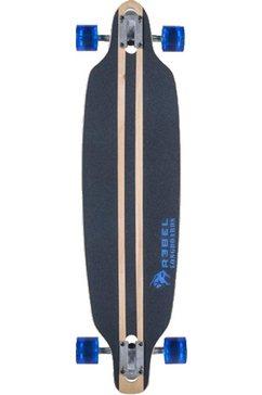 rebel longboard »pacific palisades blue« blauw