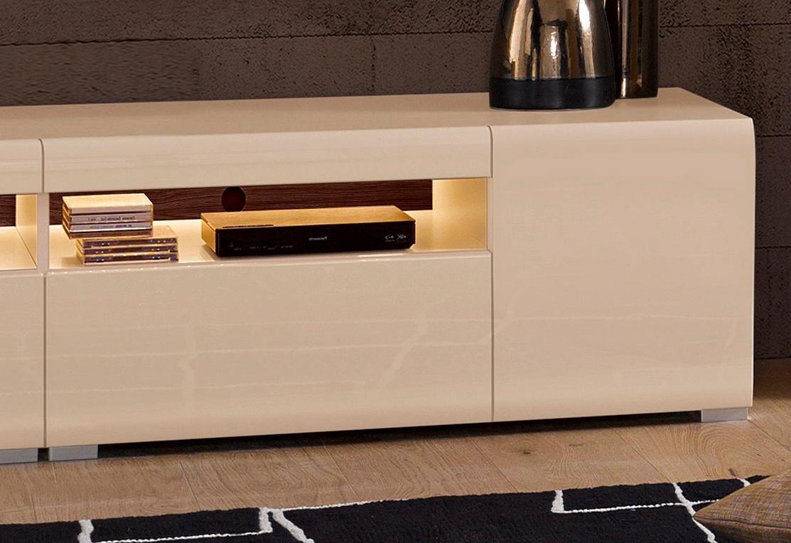 Roomed lowboard, breedte 110 cm