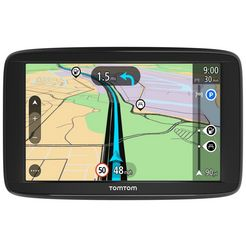 tomtom navigatiesysteem »start 62 eu« zwart