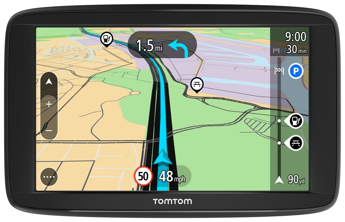 tomtom navigatiesysteem start 62 eu bestel nu bij otto. Black Bedroom Furniture Sets. Home Design Ideas