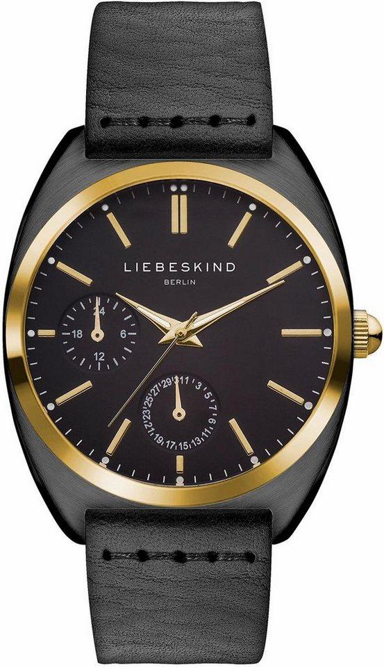 Liebeskind multifunctioneel horloge »LT-0044-LM«