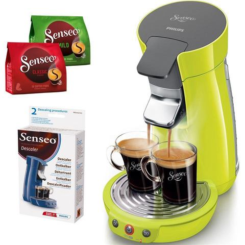 PHILIPS Koffiepadapparaat Senseo HD7825 Viva Café
