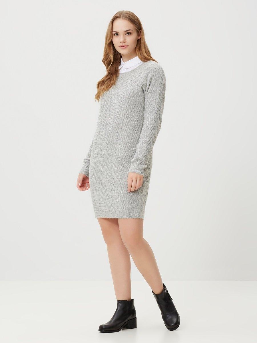 Op zoek naar een VERO MODA Lange mouw Gebreide jurk? Koop online bij OTTO