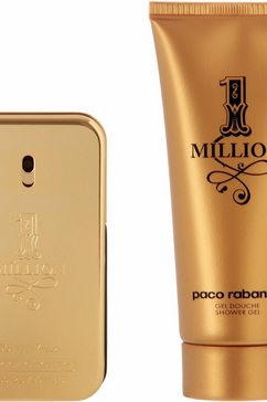 paco rabanne geurset 1 million 2-delig goud