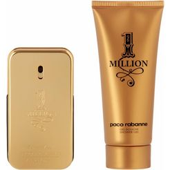 paco rabanne geurset one million (2-delig) goud