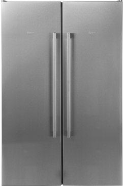 side-by-side koelkast KA8998I30, A++, 186 cm hoog, No Frost