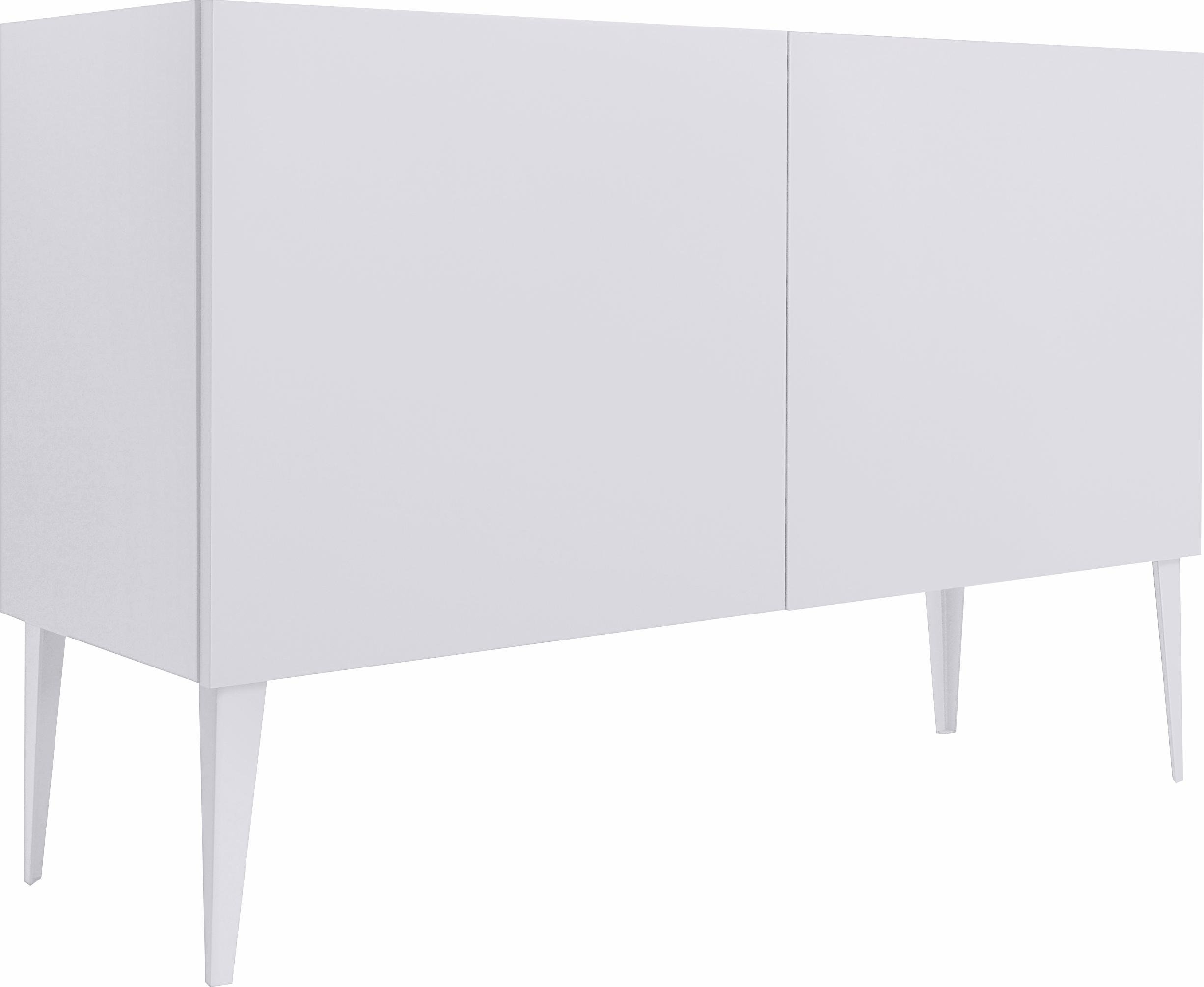 Places of Style Dressoir »Zela«, 2-deurs, met poten, breedte 123 cm nu online kopen bij OTTO