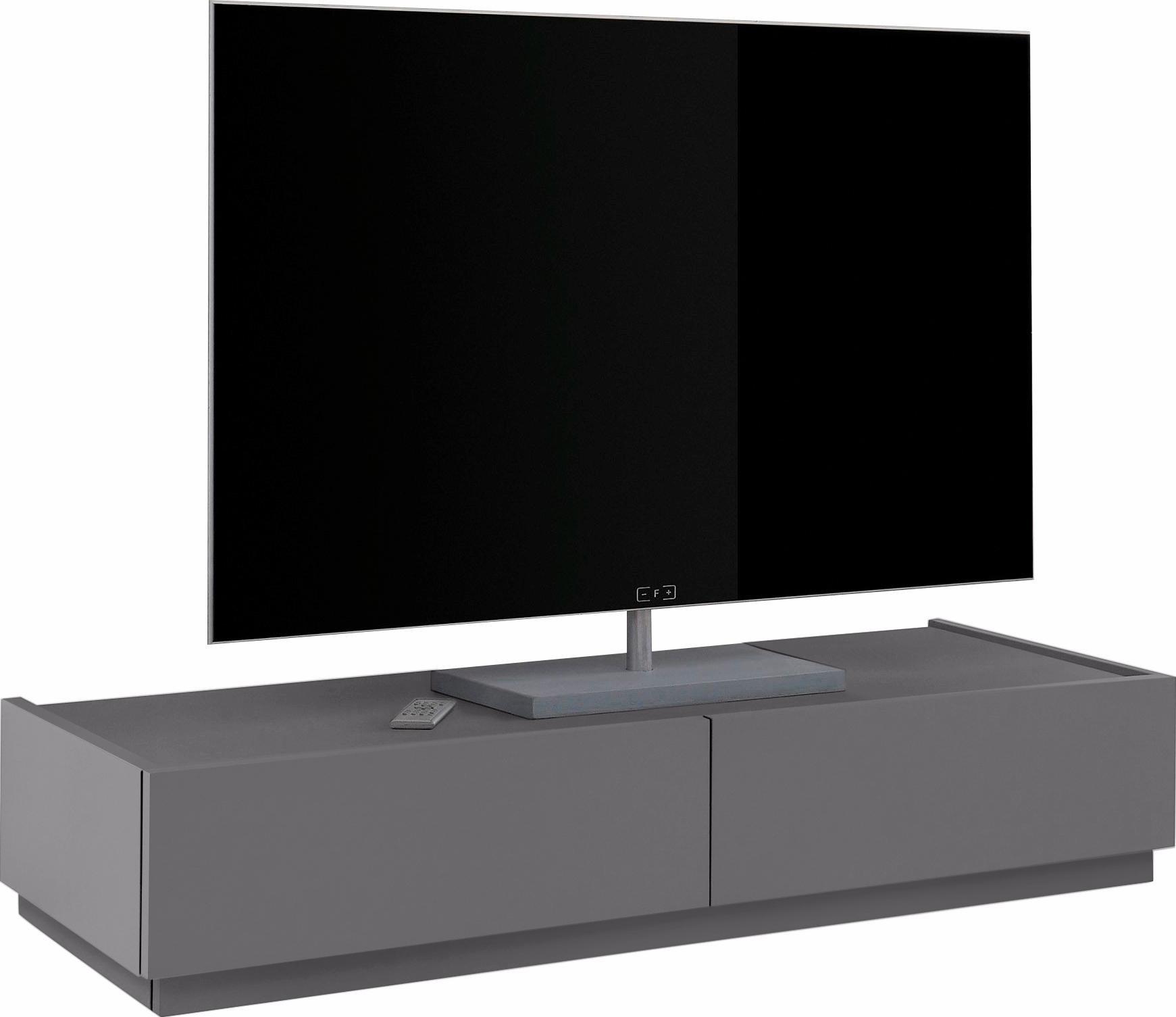 tv meubel zela met 2 laden breedte 123 cm in de online winkel otto. Black Bedroom Furniture Sets. Home Design Ideas