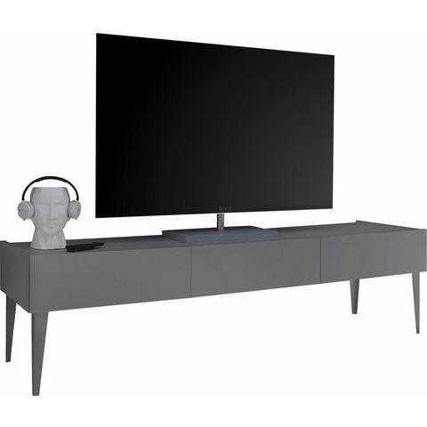 TV-meubel Zela met 3 laden, met poten, breedte 184 cm