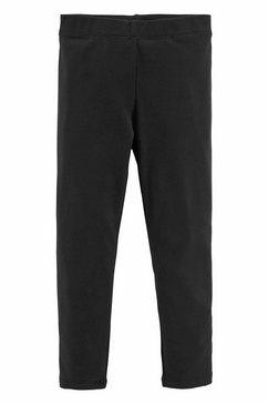 arizona legging van zacht katoen-stretch zwart