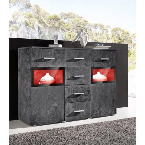 Dressoirs Sideboard breedte 132 cm 653516