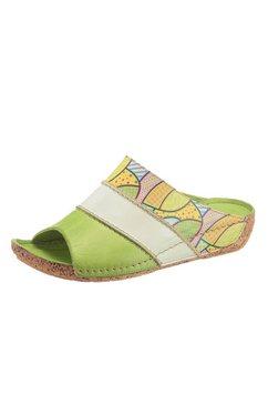 slippers met sleehak