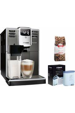 volautomatisch koffiezetapparaat Incanto HD8918/41, met melkkan, titanium