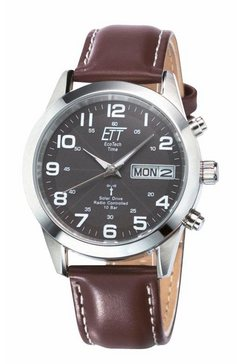 ett radiografisch horloge egs-11251-22l bruin