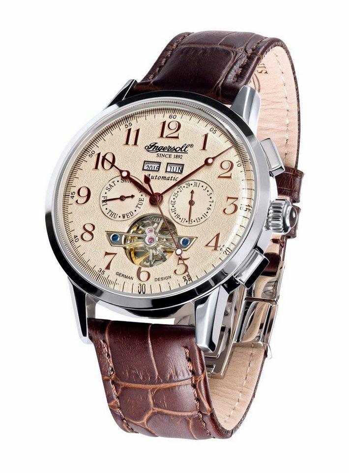 Ingersoll automatisch horloge »Caldwell IN4411CR«