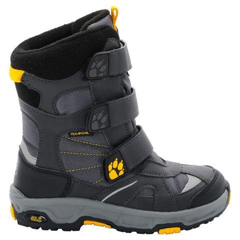 NU 15% KORTING: JACK WOLFSKIN winterlaarzen »BOYS SNOW DIVER TEXAPORE«