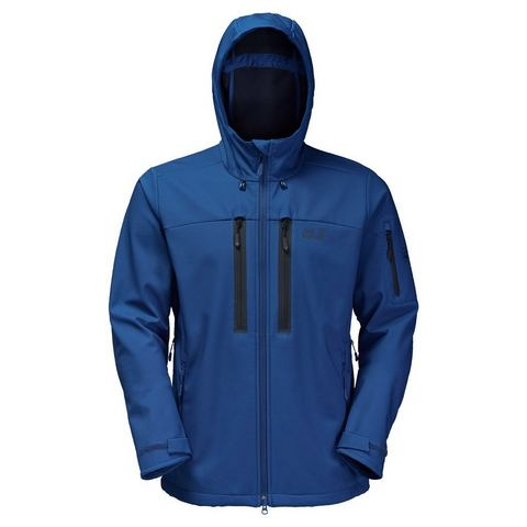 NU 15% KORTING: JACK WOLFSKIN softshell-jack »NORTHERN STAR«