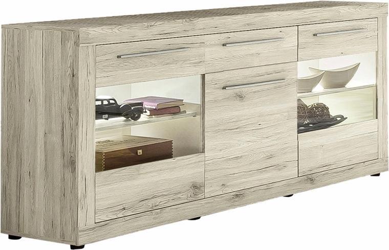 sideboard breedte 168 cm snel online gekocht otto. Black Bedroom Furniture Sets. Home Design Ideas