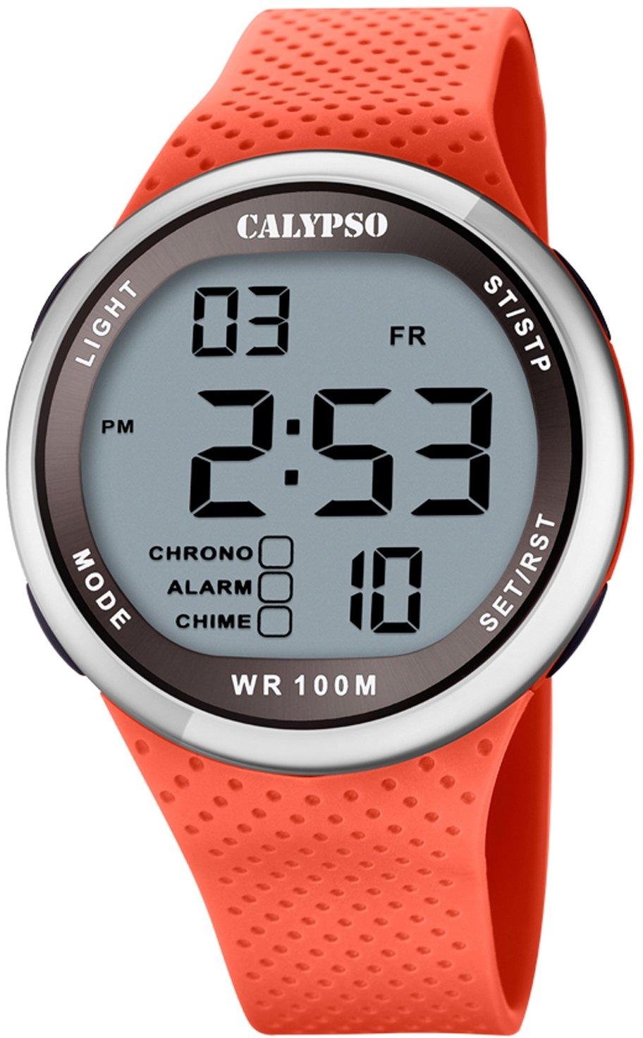 CALYPSO WATCHES chronograaf Color Splash, K5785/2 bij OTTO online kopen