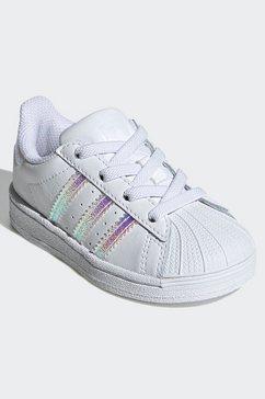 adidas originals sneakers »superstar el i« wit