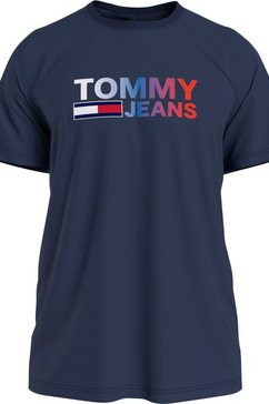 tommy jeans t-shirt »tjm color corp logo tee«