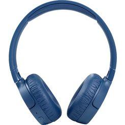 jbl wireless hoofdtelefoon tune 660nc blauw