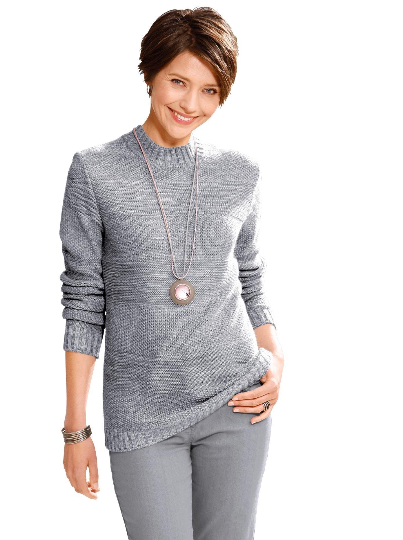 Casual Looks trui met staande kraag Trui bestellen: 30 dagen bedenktijd