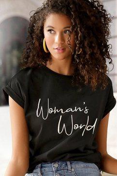 lascana t-shirt zwart