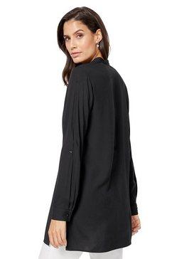 creation l lange blouse zwart