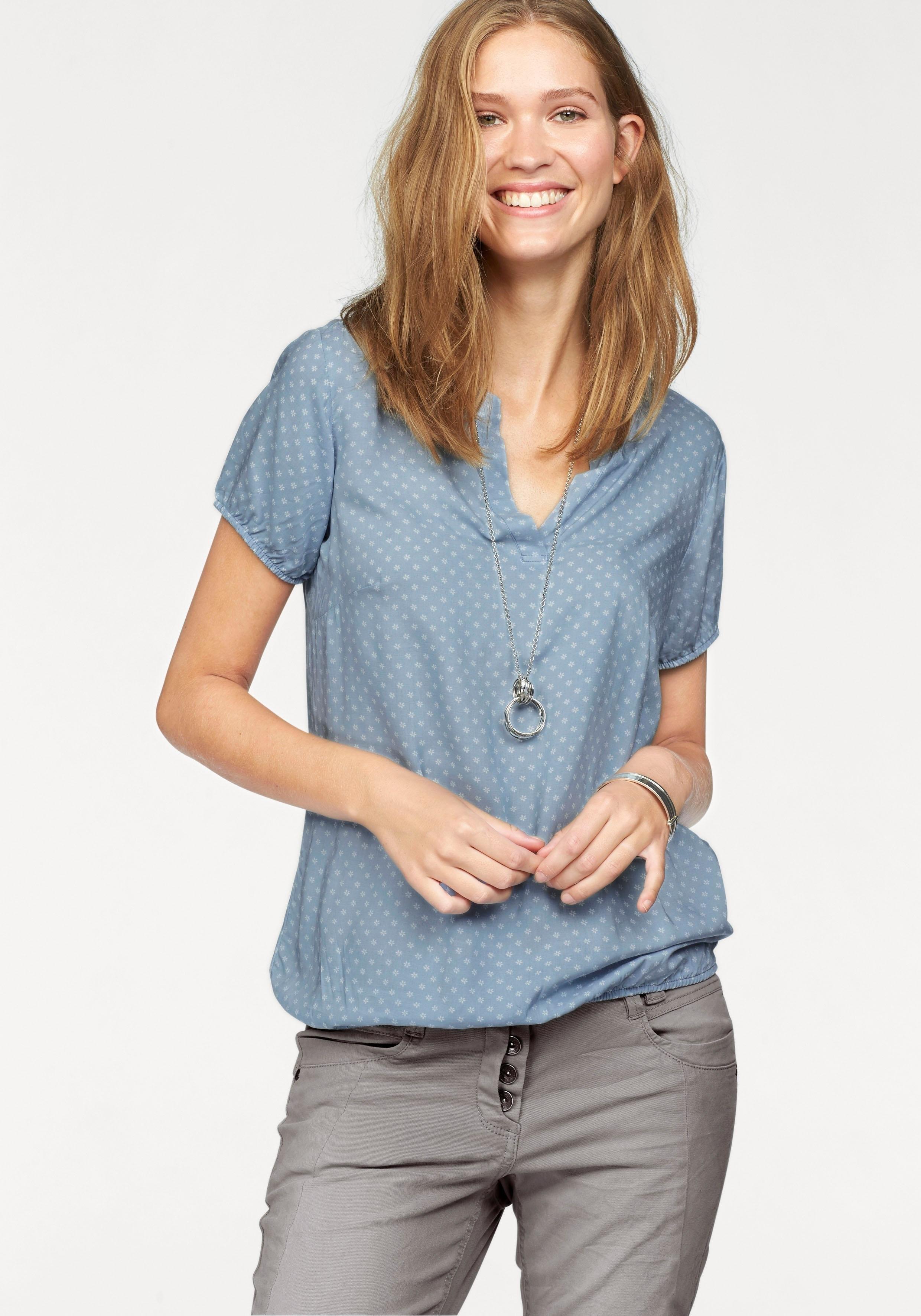 TOM TAILOR shirtblouse bestellen: 14 dagen bedenktijd