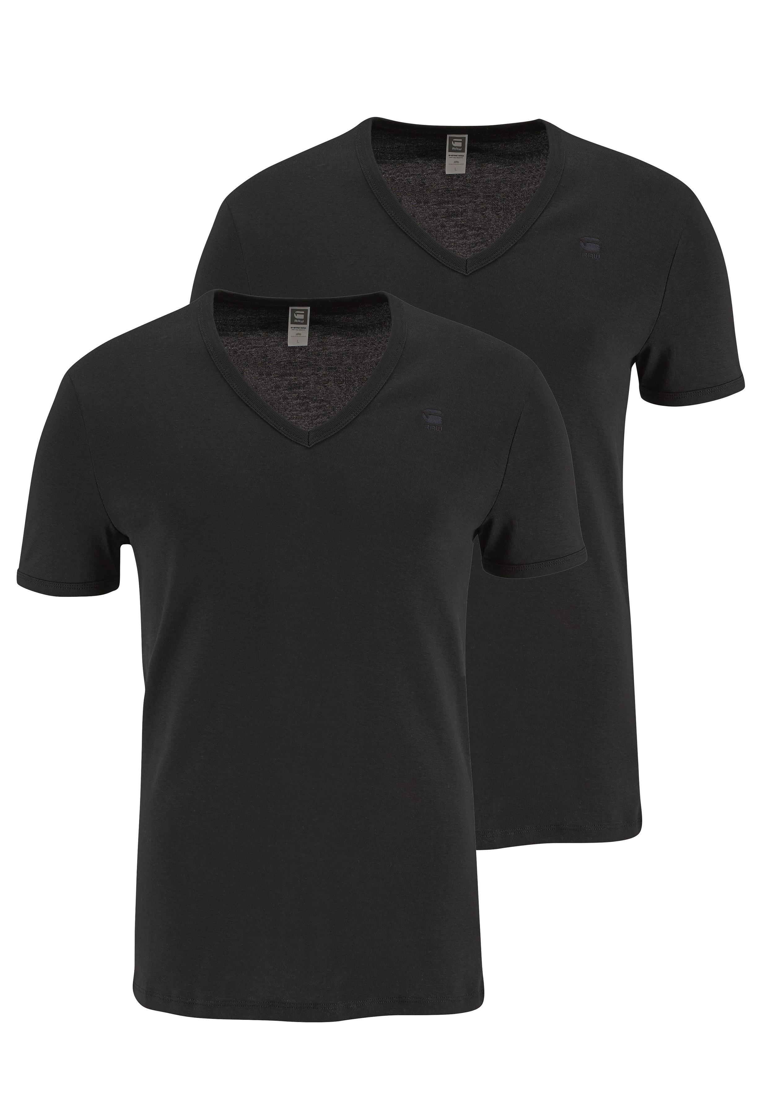 G-Star Raw G-STAR T-shirt (set van 2) voordelig en veilig online kopen