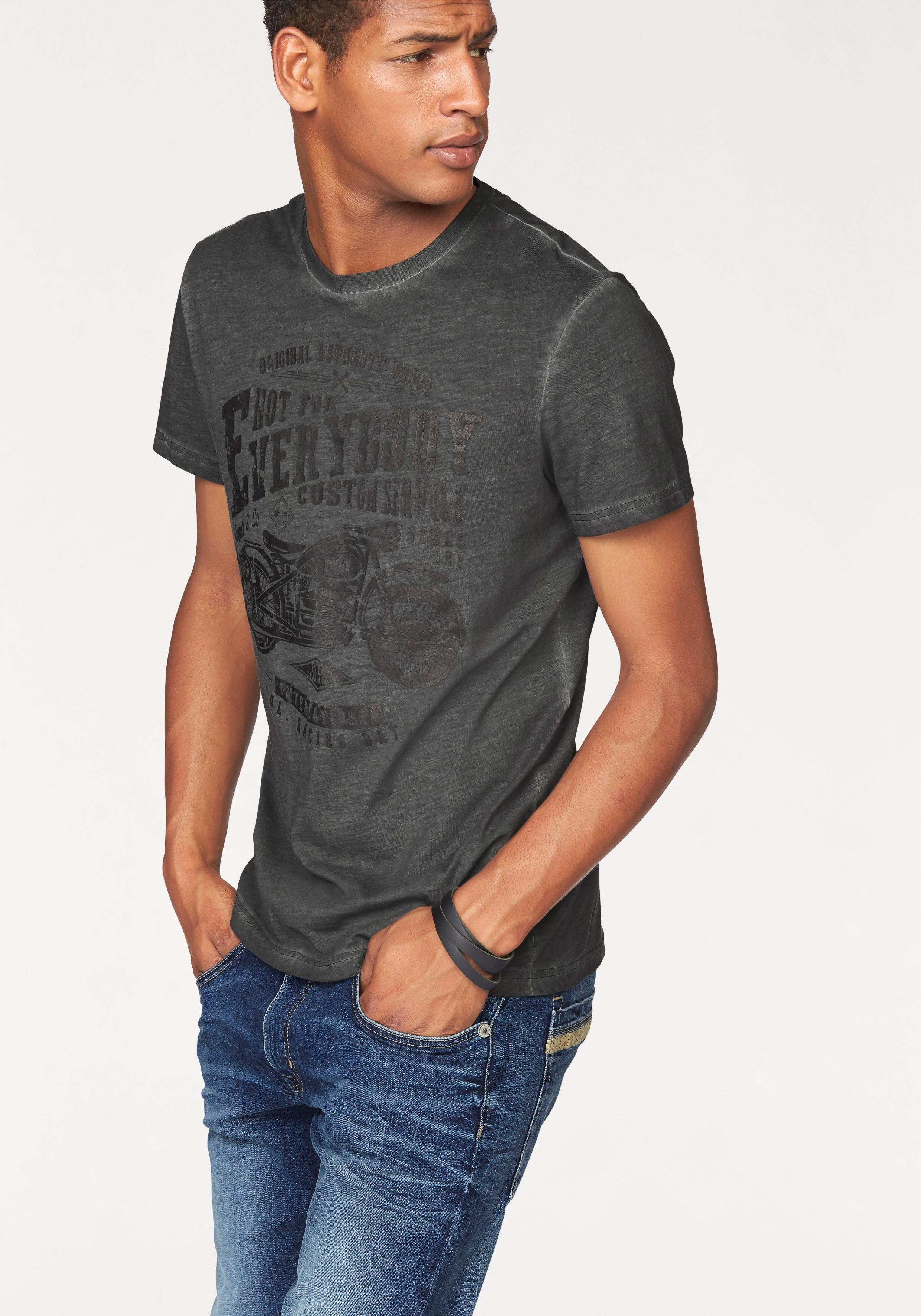 bruno banani T-shirt - verschillende betaalmethodes