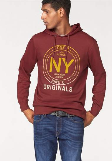 JACK & JONES capuchonsweatshirt