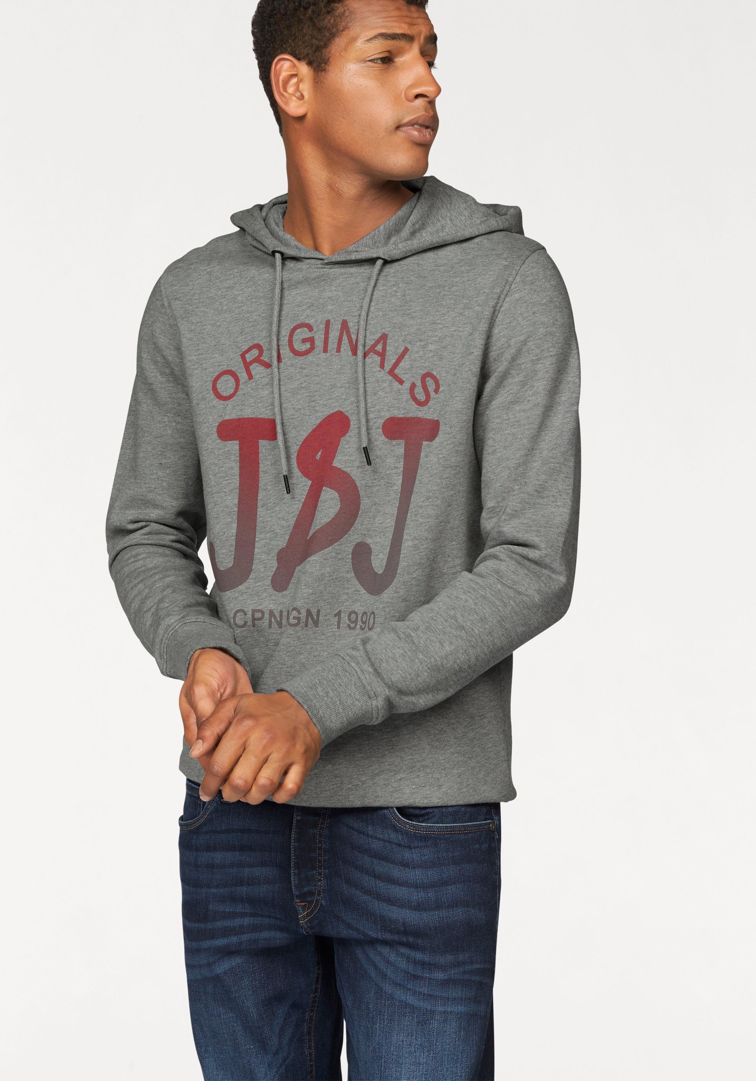 JACK & JONES capuchonsweatshirt voordelig en veilig online kopen