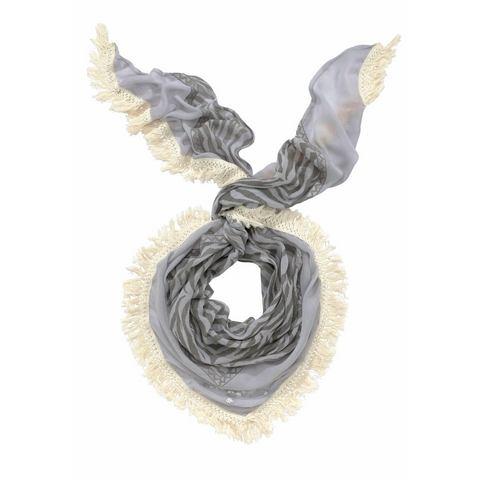 SEEBERGER driehoekig sjaaltje