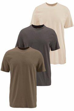 grey connection t-shirt 2+1 gratis beige