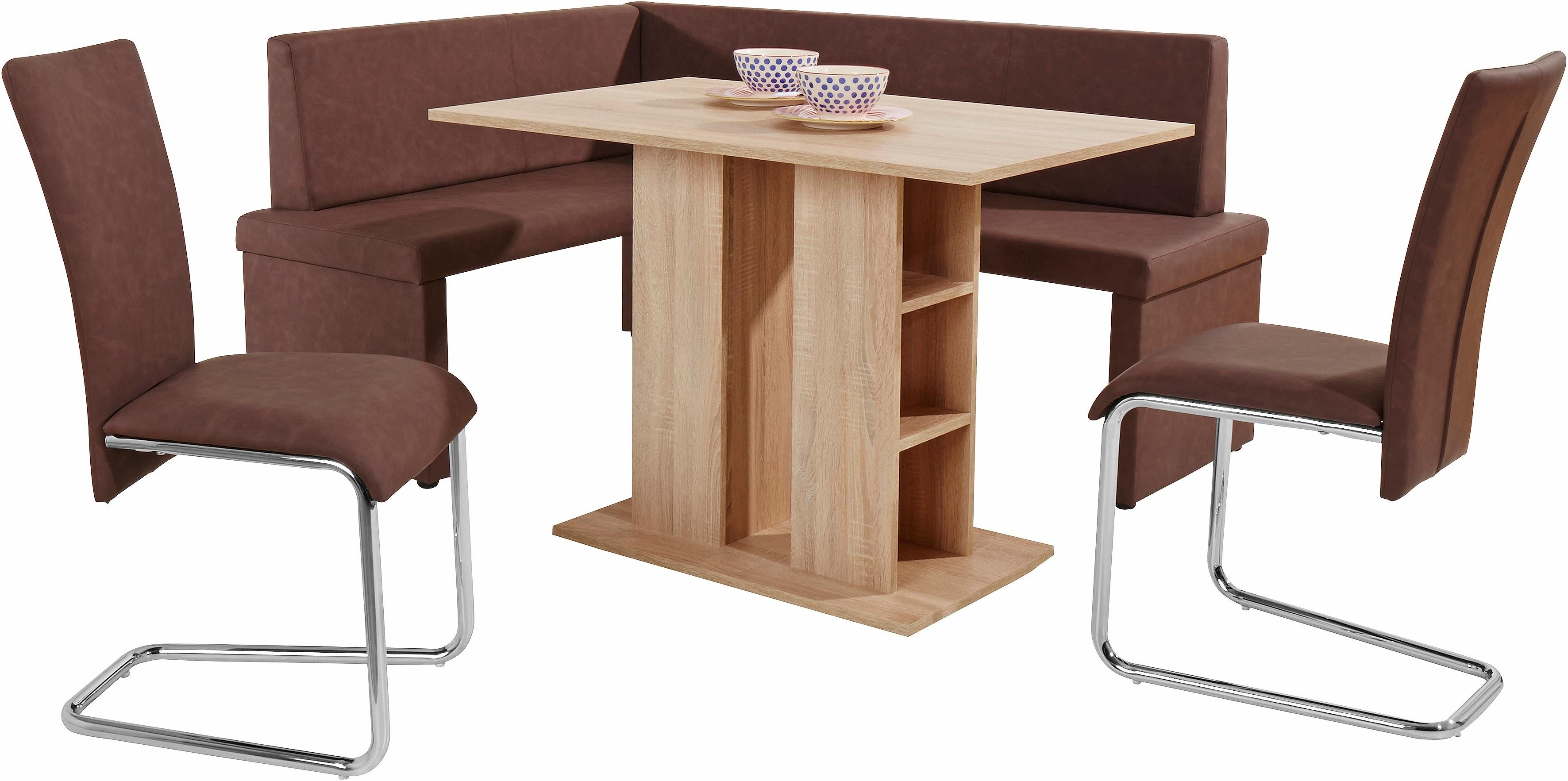 steinhoff eethoek 4 delig online bestellen otto. Black Bedroom Furniture Sets. Home Design Ideas