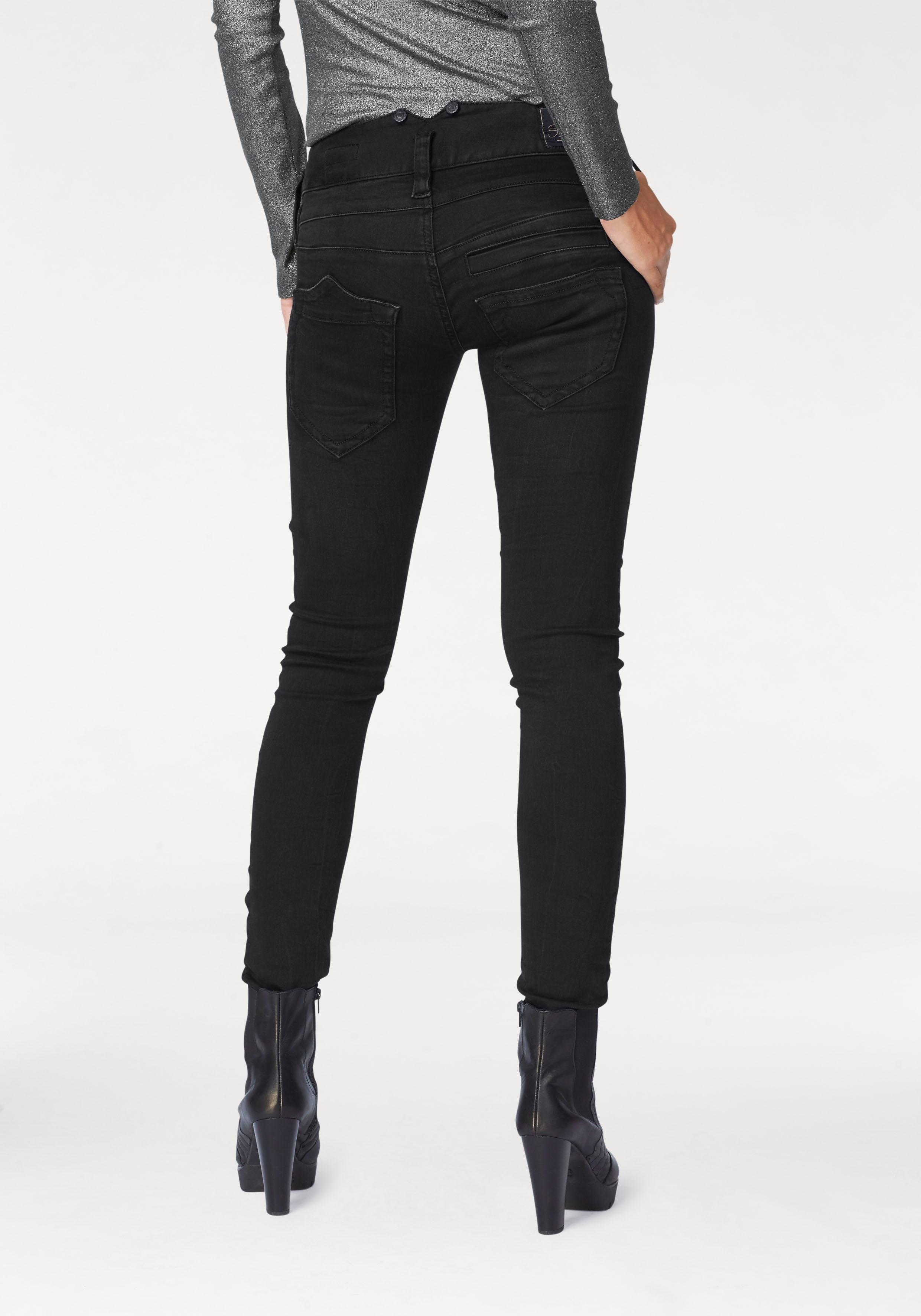 Op zoek naar een Herrlicher slim fit jeans »PITCH SLIM«? Koop online bij OTTO