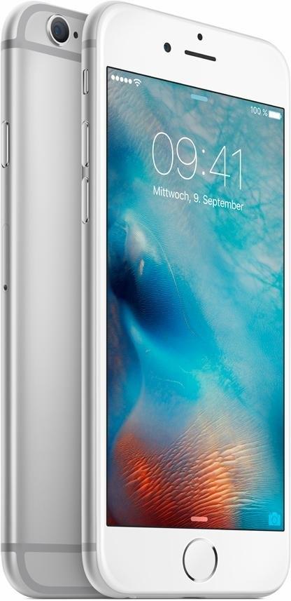 Apple iPhone 6s 128 GB, 12 cm (4,7 inch) Display, LTE (4G), iOS 9, 11,9 Megapixel goedkoop op otto.nl kopen