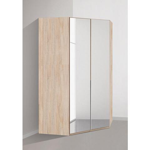 Kledingkasten Wimex hoekgarderobekast met spiegel New York 501278